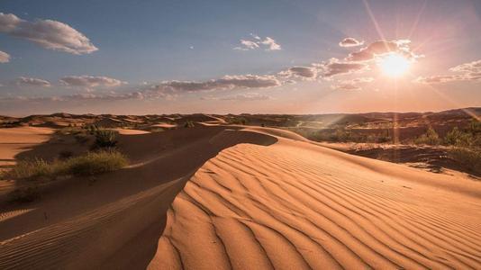 沙漠徒步的注意事项