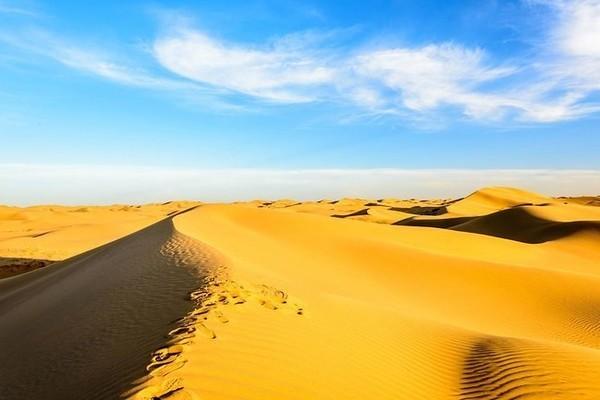库布齐沙漠的注意事项