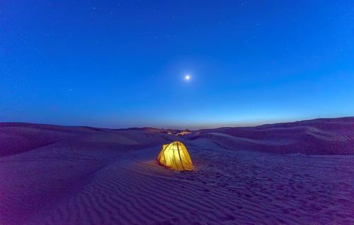 沙漠徒步应该注意的五个问题