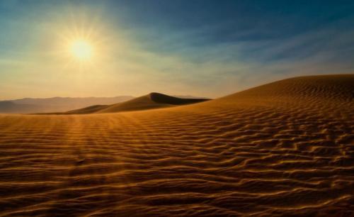 沙漠徒步旅游攻略都有什么经验和技巧