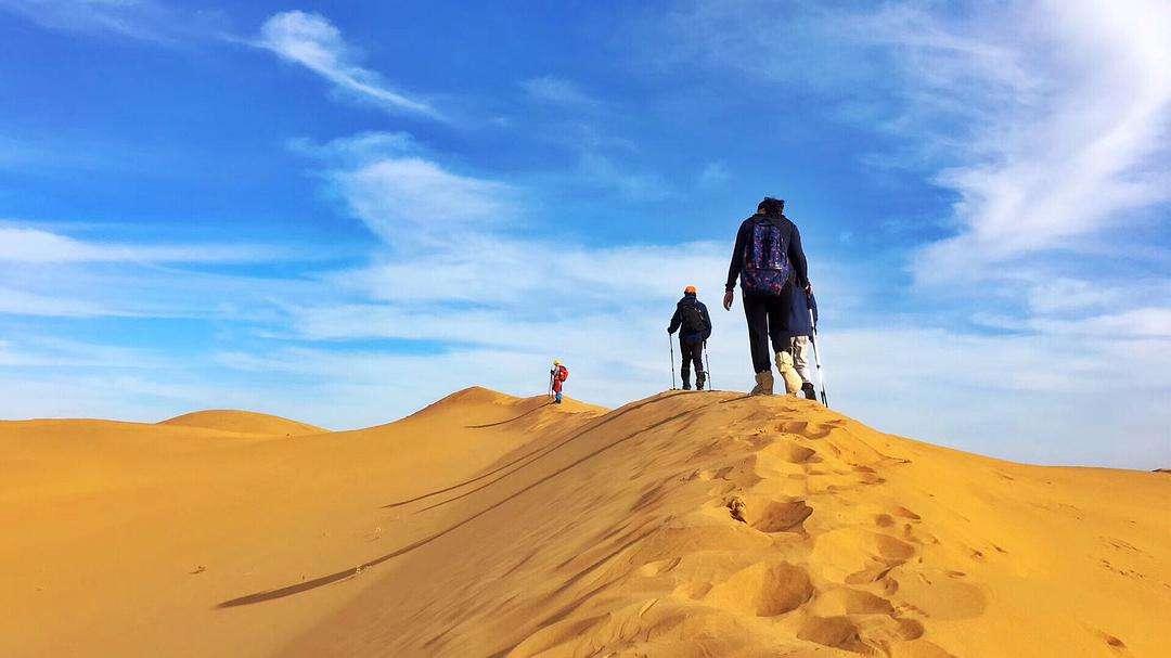 沙漠旅游注意事项