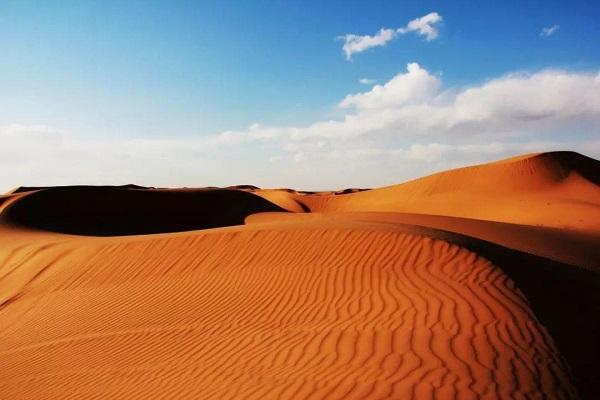 沙漠拍摄小技巧:这样拍才够美!