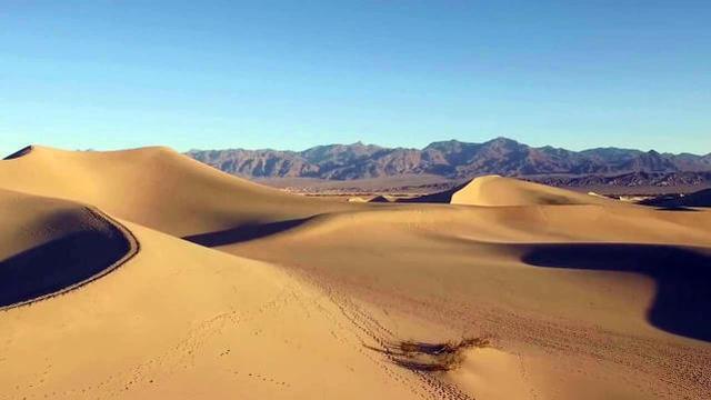 夏季游玩沙漠注意事项