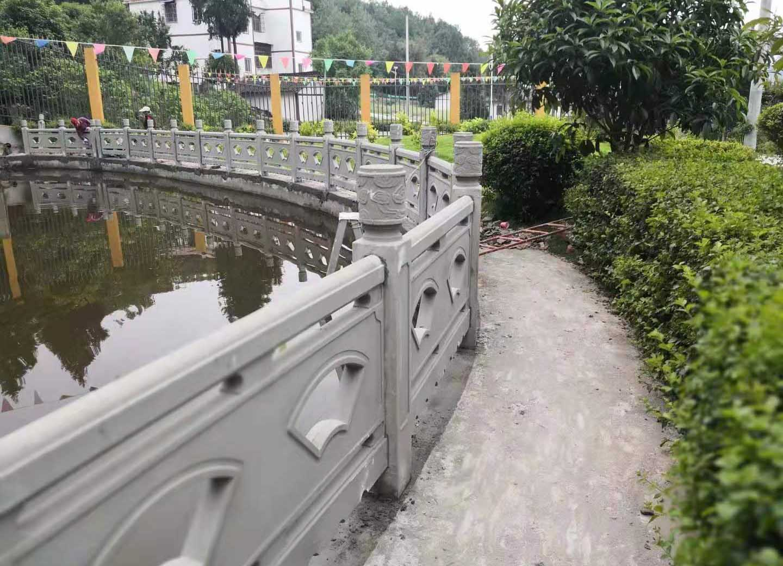 成都铸造石栏杆施工