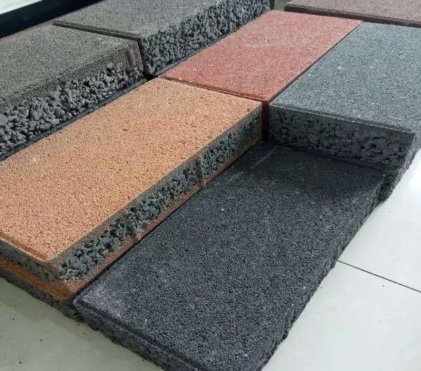成都透水砖有哪些特性,使得它在市场上如此受关注呢