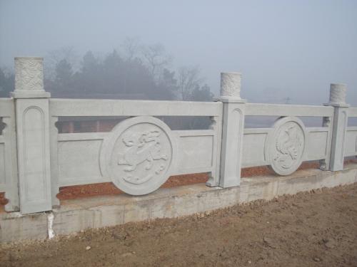 铸造石栏杆