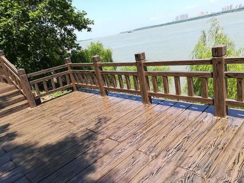 成都仿木栏杆是怎样做出来的?