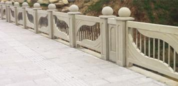 成都铸造石栏杆