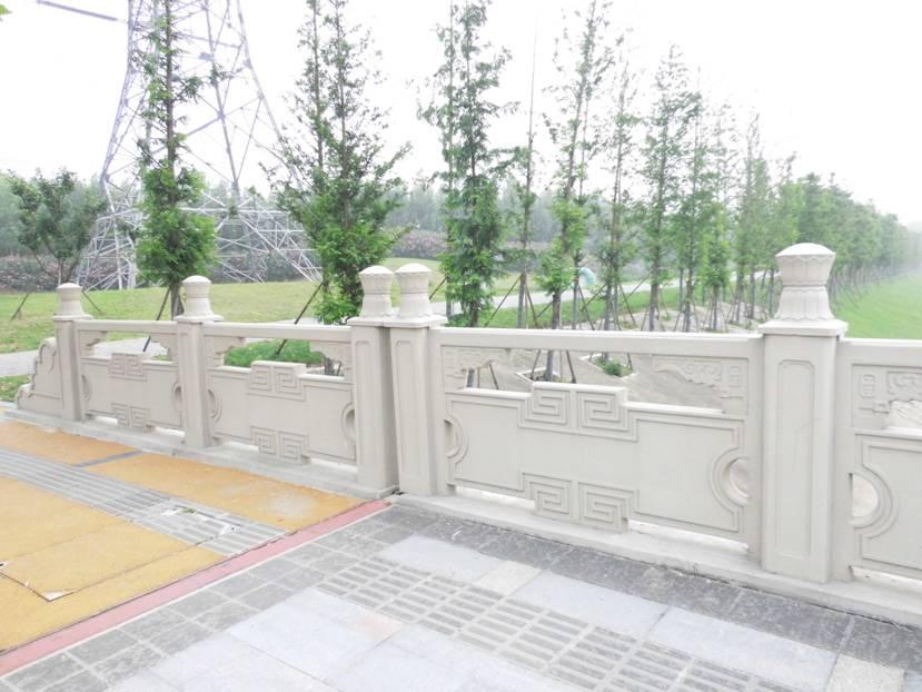 浅谈成都铸造石栏杆的涂层施工方法