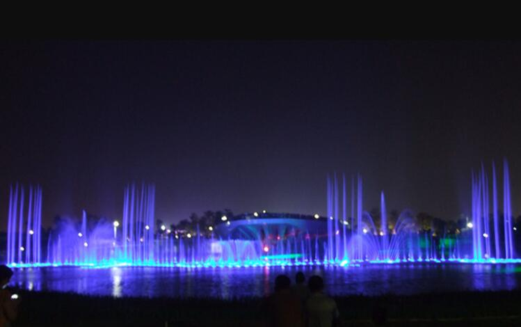 2016年湖南省衡阳金钟大悦城喷泉项目