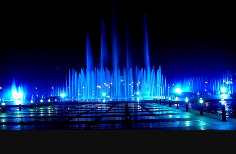 2016年云南玉溪市荔枝庄园喷泉项目