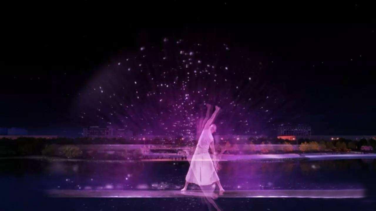 贵州水幕电影激光秀