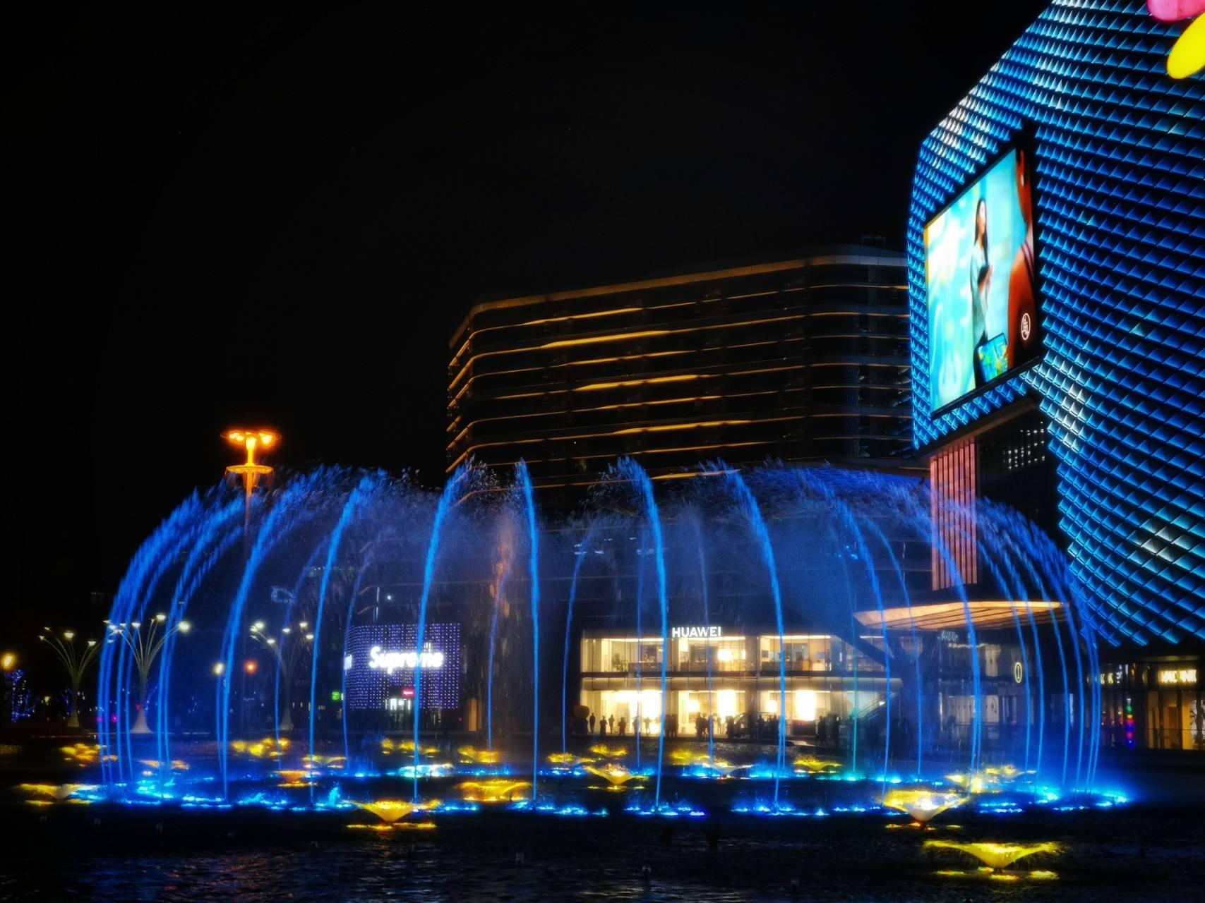 云南多媒体喷泉