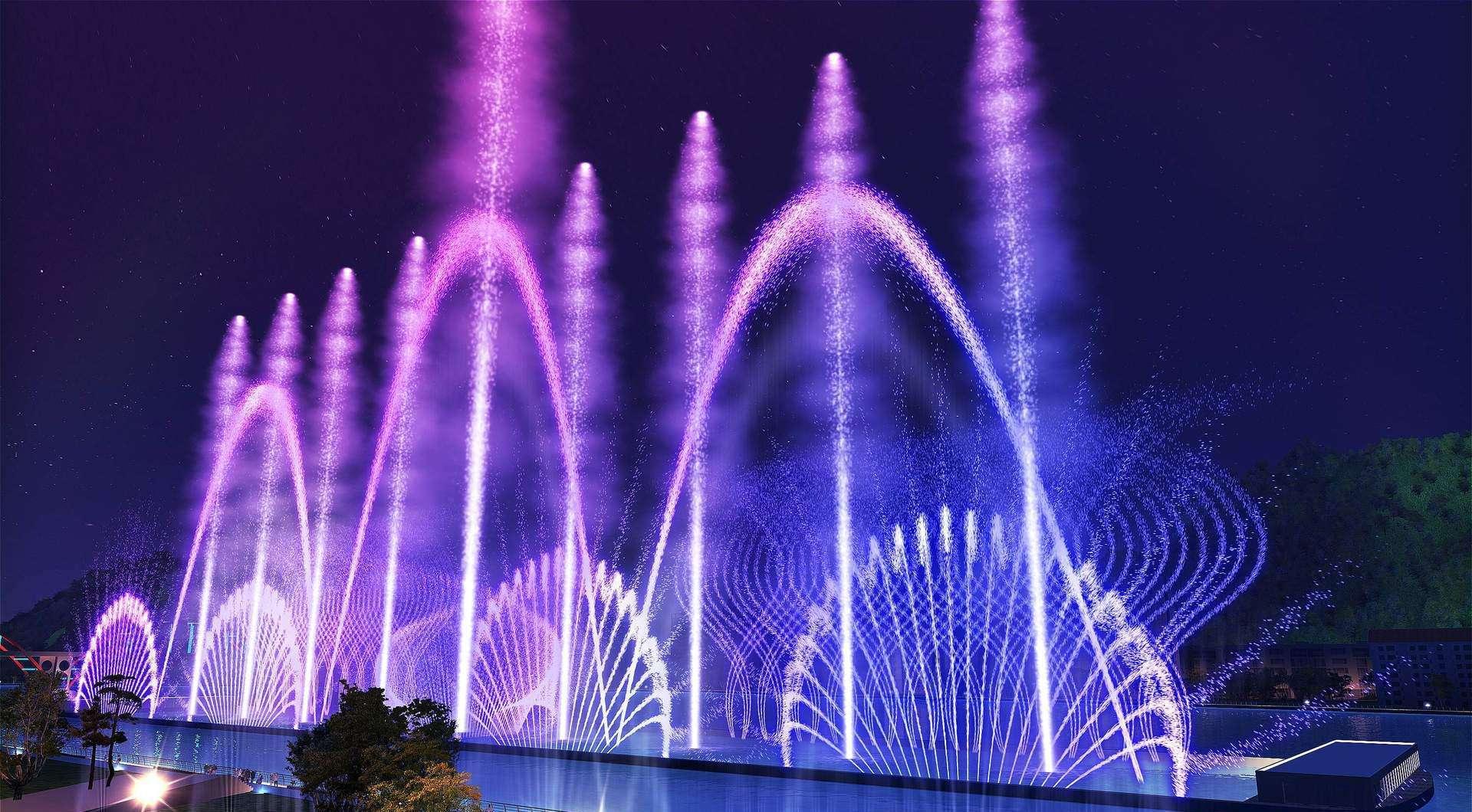 贵州音乐喷泉