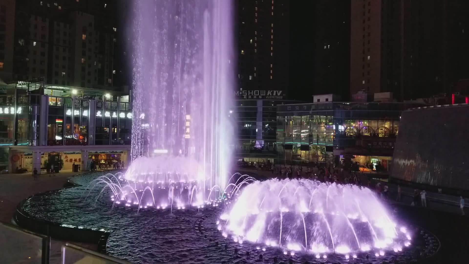 点进来|四川互动喷泉厂家告诉你全球极具创意性的互动喷泉有哪些?**颠覆你的想象