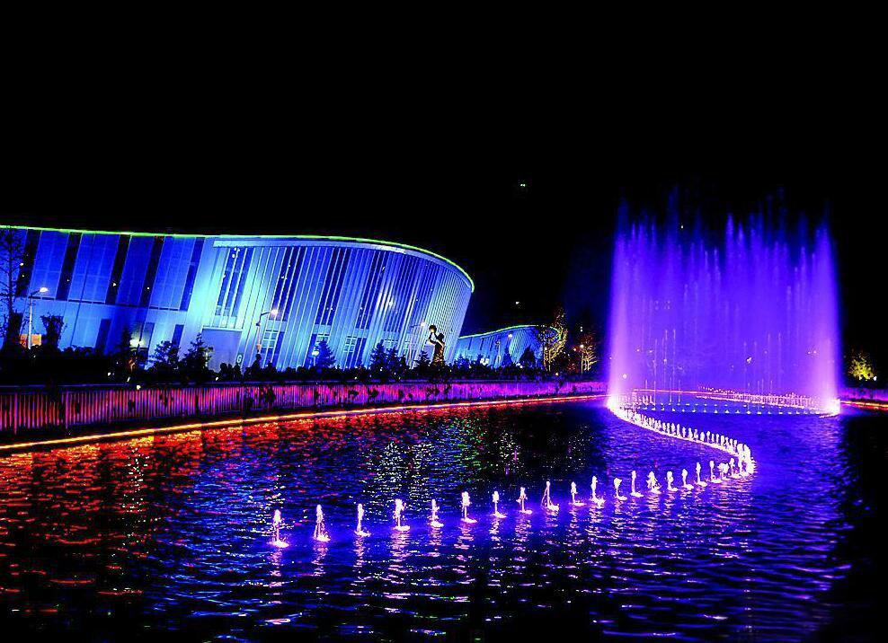 水彩带您了解四川音乐喷泉的价格及影响因素