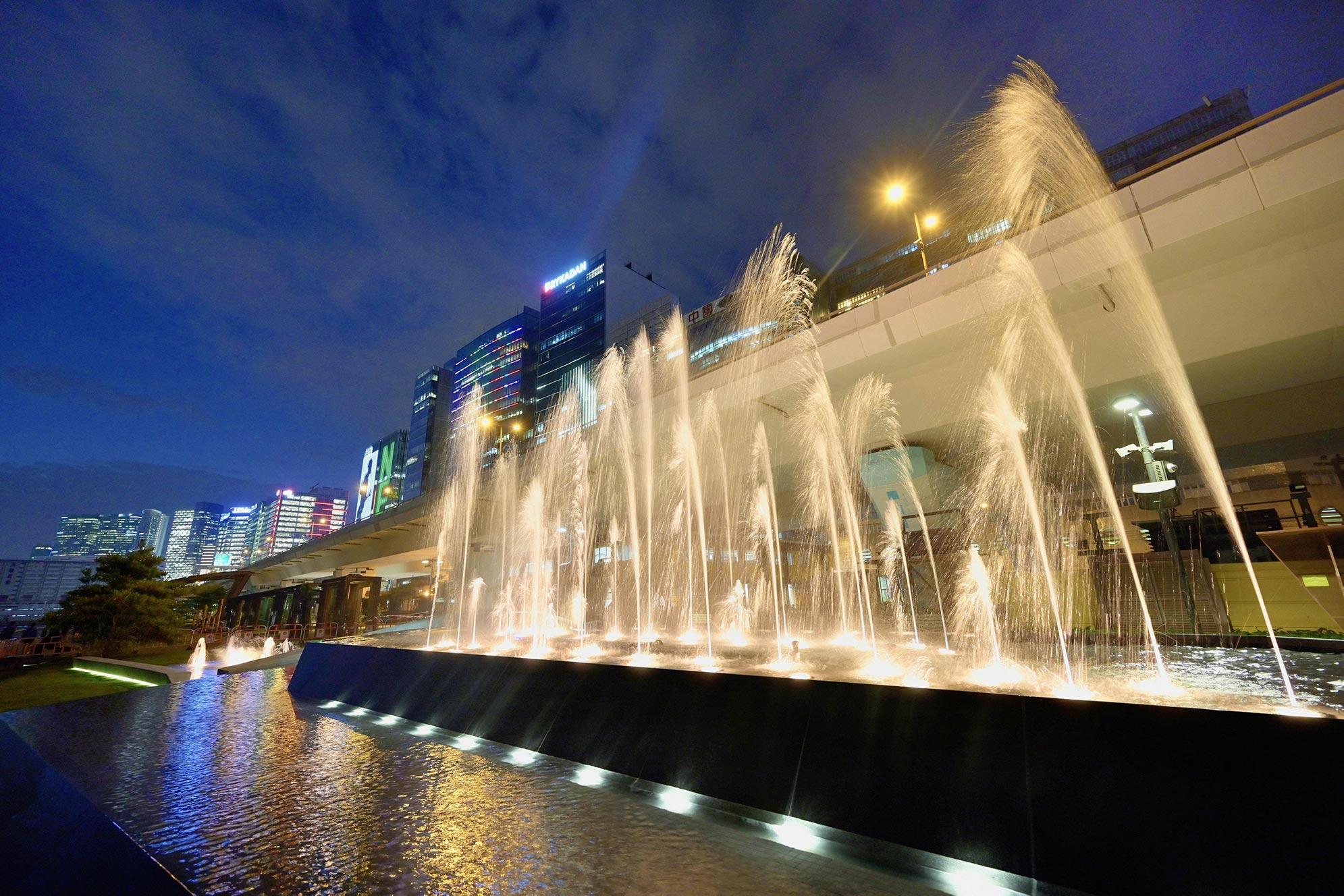 亲们,注意哦!四川音乐喷泉小编告诉你香港观塘海滨音乐喷泉4月22日启用