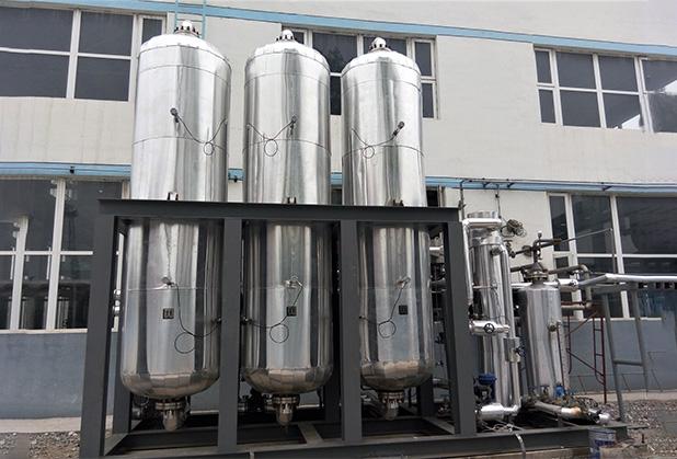 氢气脱氧干燥技术