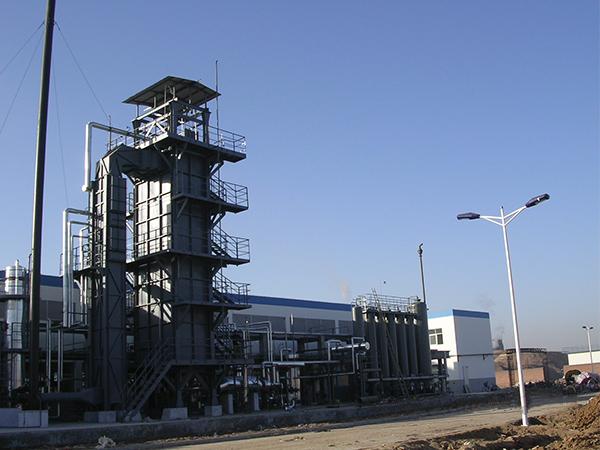 河南汤阴400Nm3天然气制氢装置