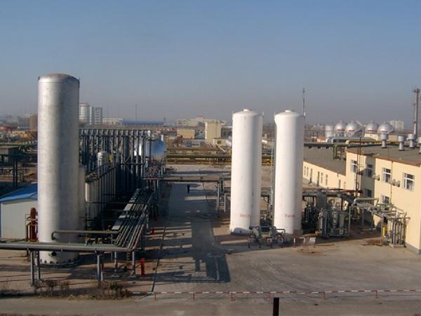 辽河油田脱碳装置