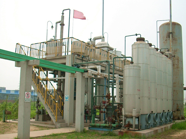 东北助剂500Nm3甲裂制氢装置