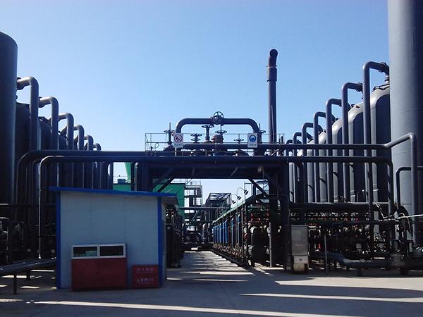 三门峡VCM尾气回收及提氢装置