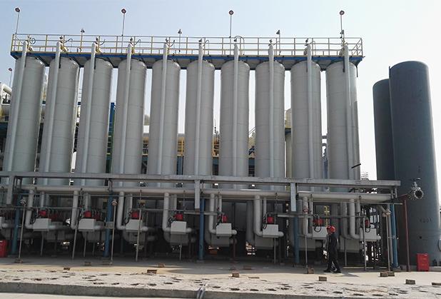 脱氢尾气净化回收技术