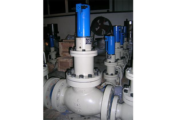 液压程控阀
