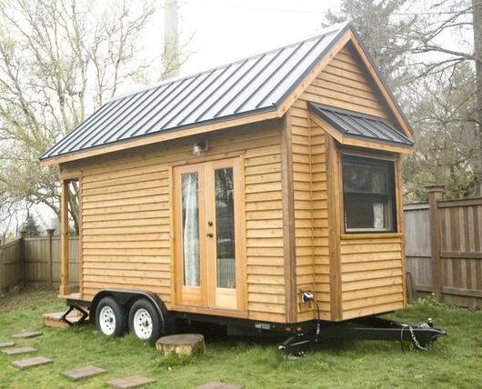 移动小木屋
