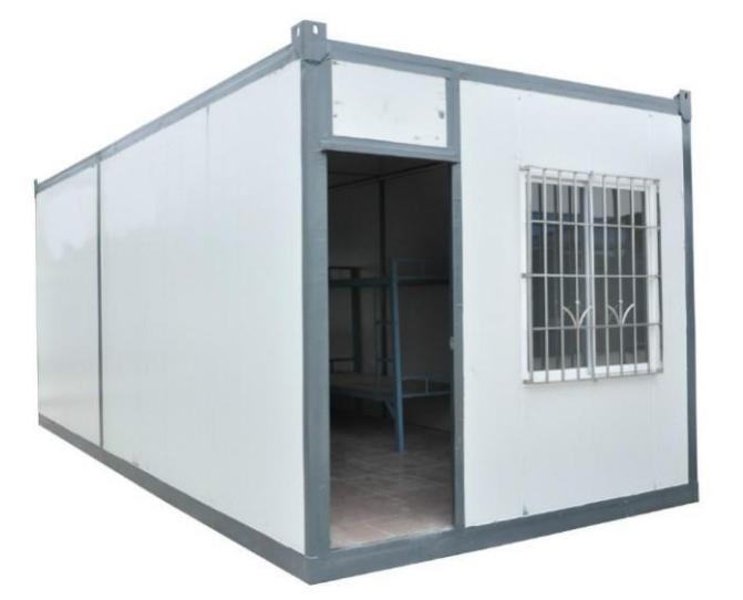 现代住人集装箱的三大特点,你都知道吗?