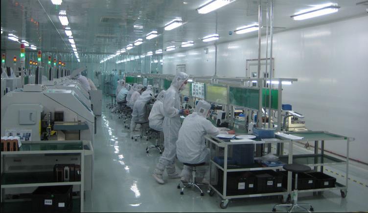 光电子产业车间净化工程