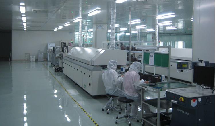 电子工业净化工程
