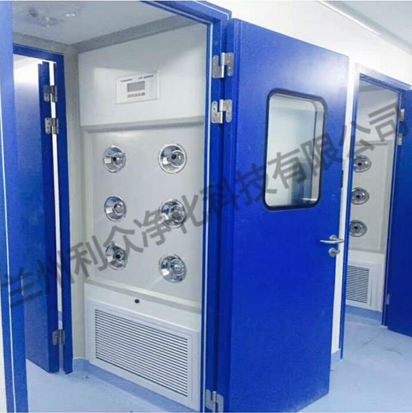 甘肃净化工程在设计和施工中应注意节约,设备安放是重点!
