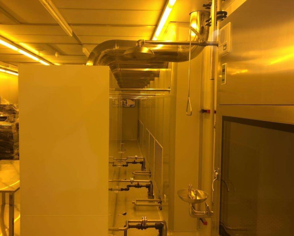 兰州制剂室净化工程