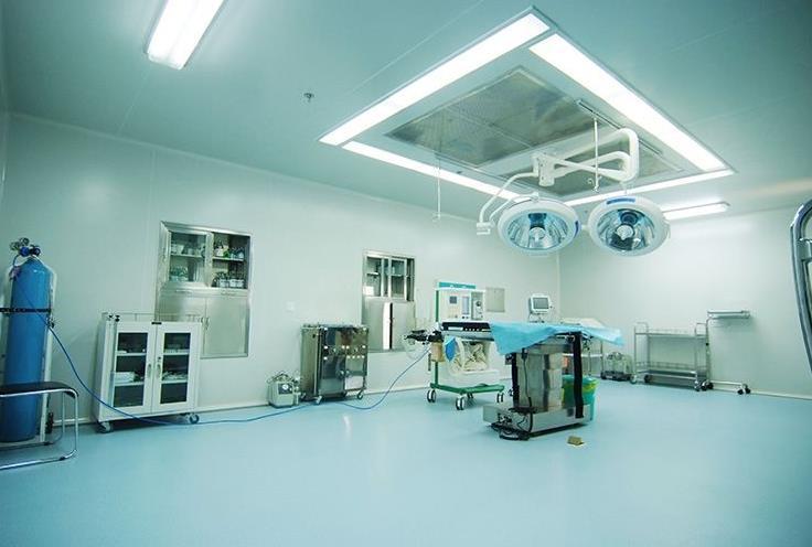 兰州市某私立医院手术室净化工程