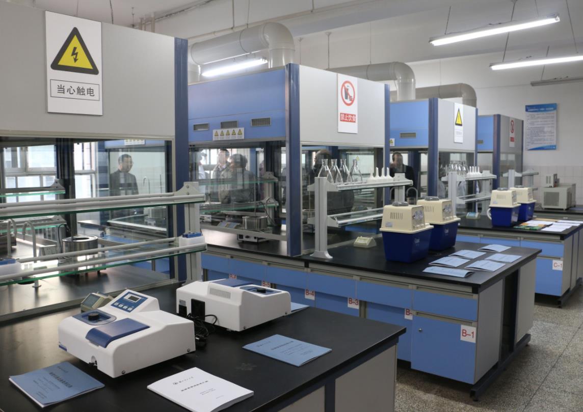 精细高分子实验室