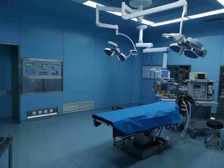 武威中医院手术室净化