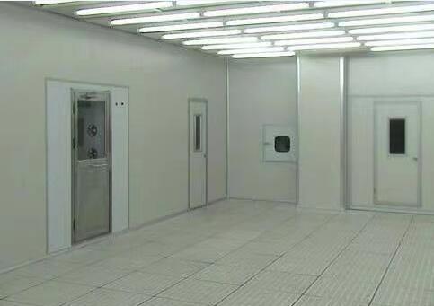 风淋室净化装修不得不提的注意事项和要求,甘肃净化利众分享!