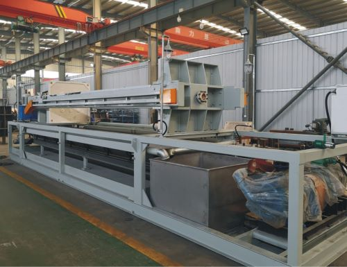 河南板框压滤机厂房