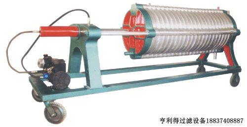 河南棉饼压滤机