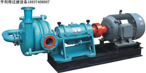 河南压滤机配件-配套进料泵