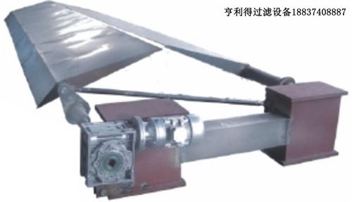 自动集液翻板压滤机