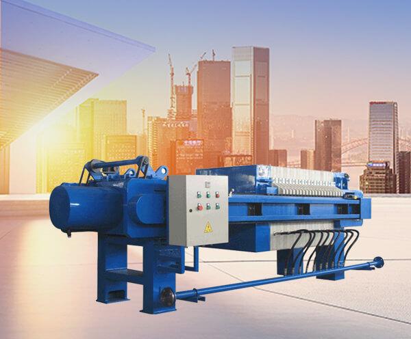危害隔膜压滤机压虑高效率和生产能力的根本性阶段是入料过虑环节