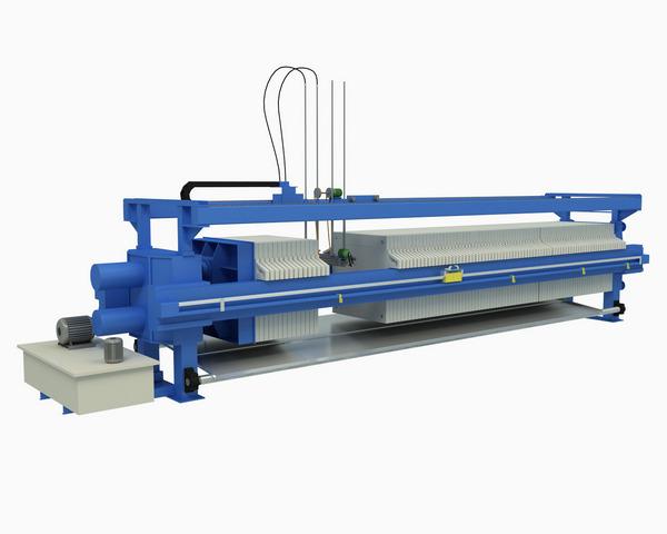 河南板框压滤机一个完整的工作流程是什么样的?