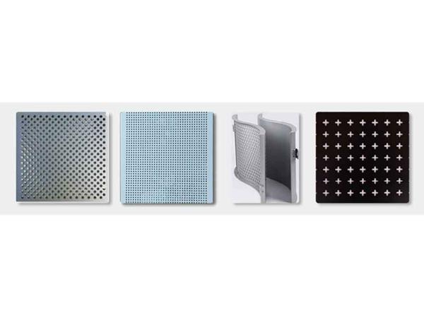 河北冲孔异型铝单板批发_铝单板价格