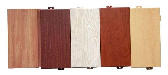 仿木纹铝单板_张家口铝单板多少钱