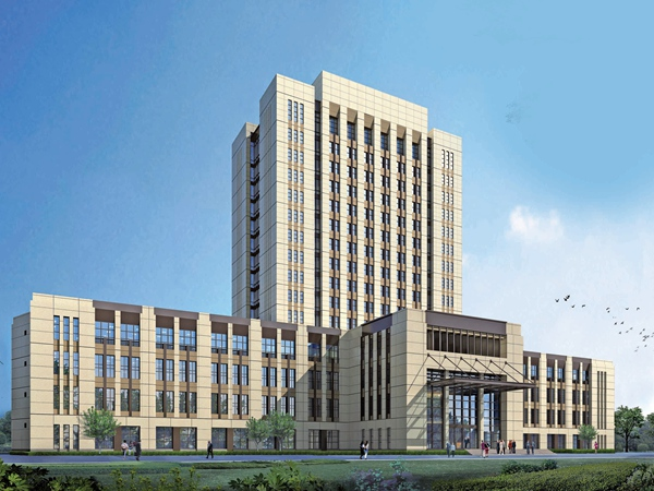 廊坊职业技术学院图书馆_河北吊顶铝单板厂家