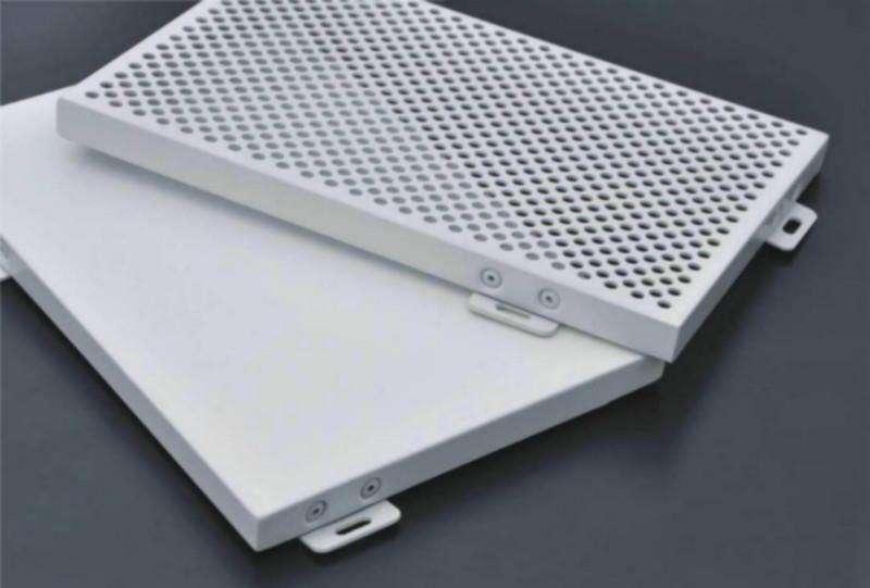 为什么铝单板成为热门装饰材料?这7点充分说明原因!