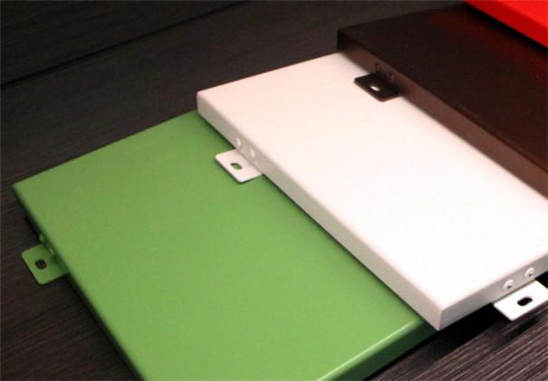 张家口绿色环保铝单板_铝单板厂家定制