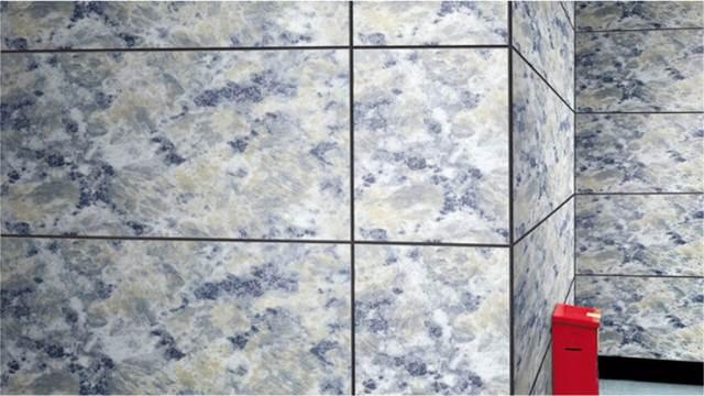 在张家口选择铝单板的时候需要注意一下,仿石纹铝单板和大理石的表面怎么处理有哪些优点?